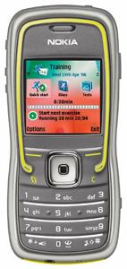 High-tech : Nokia 5500 Sport : une pensée pour les sportifs