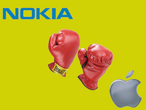 Nokia accuse Apple de violation de brevets avec l'iPhone