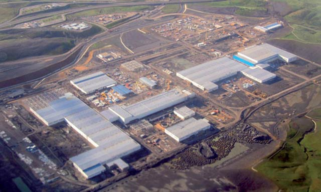 La première tranche de la plateforme industrielle intégrée de Nouaceur touche à sa fin