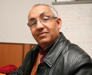 Noureddine Benouakkas, l'artiste technicien d'Arab's got talent