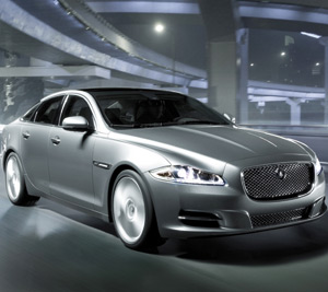 Nouvelle Jaguar XJ : la rupture continue de plus belle