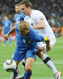 Italie-Nouvelle-Zélande : l'Italie contrainte au deuxième nul