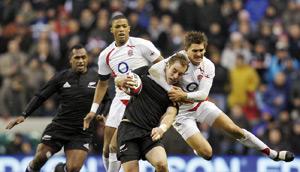 La Nouvelle-Zélande bat l'Angleterre
