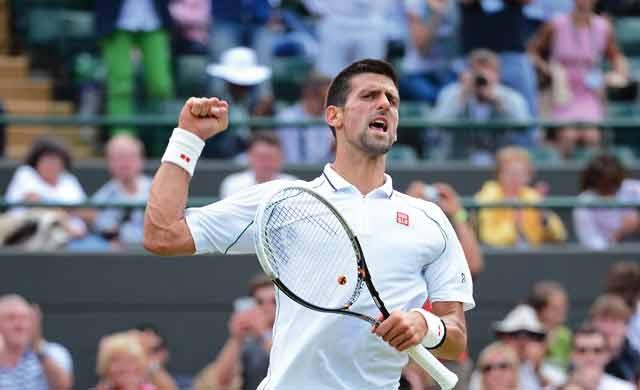 J0-2012 : Tennis : Pour la première fois, les stars sont motivées