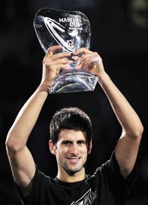 Novak Djokovic gagne son premier Masters