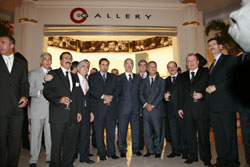 O Gallery ouvre ses portes