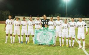 Championnat national de première division : les Khouribguis nouveaux dauphins, le Hassania respire