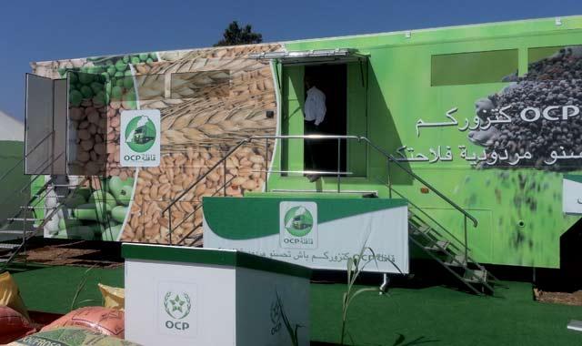 Caravane OCP : Chaouia-Ouardigha, l exemple à suivre