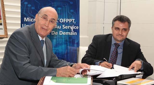 OFPPT et Microsoft : L alliance stratégique
