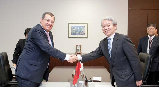 JICA accorde un prêt de 1,1 milliard  de dirhams  à l ONEE