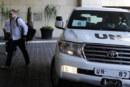 Syrie: Moscou accuse les inspecteurs de l'ONU de «parti pris»