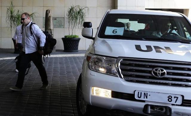 Syrie: Moscou accuse les inspecteurs de l'ONU de