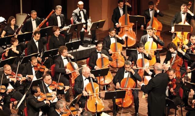 « L hymne à la joie » joué par l Orchestre philharmonique du Maroc