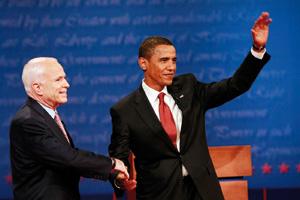 Ultimes efforts d'Obama et McCain pour arracher les voix