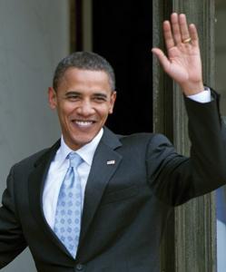 Barack Obama fait sa grande entrée sur la scène internationale
