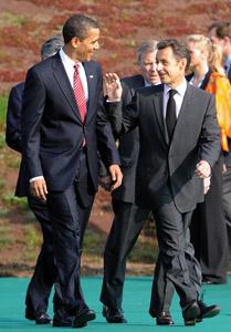 Sarkozy et Obama se déchirent sur la Turquie