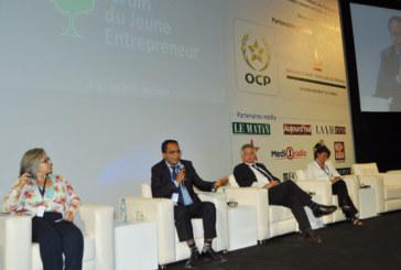 Le Forum du jeune entrepreneur a tenu ses promesses : «OCP Skills», un appui d office