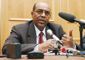 Le président Omar El-Béchir  ne veut plus d'ONG au Darfour d'ici un an