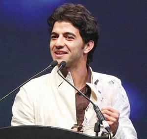 Omar Lotfi, l'amoureux de Narjis Nejjar