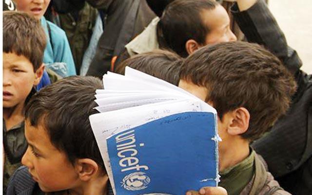 Droits des enfants: L'Unicef dévoilera prochainement son rapport