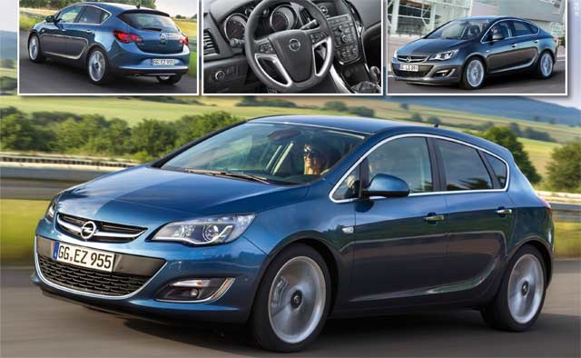 Opel Astra : Alignement Astra(l)