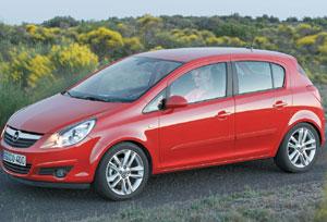 Opel Corsa : Quatrième du nom