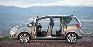 Opel Meriva: Aux portes du bonheur