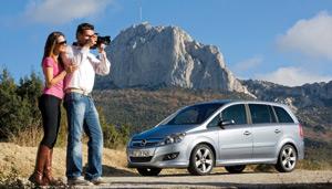 Opel Zafira : Le champion de la modularité