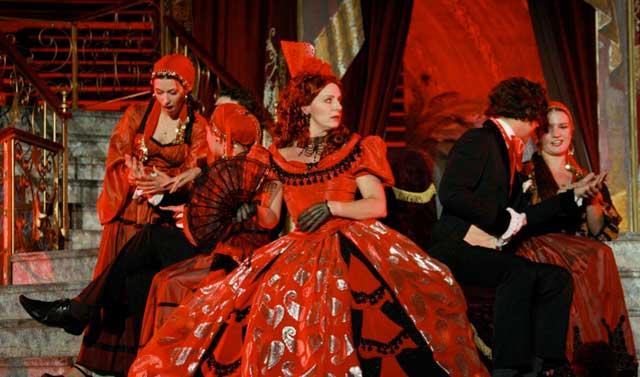 Opéra : «La Traviata» de Verdi signée OPM