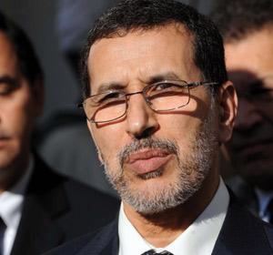 Saâd-Eddine El Othmani à Rome pour la réunion du groupe «5+5»