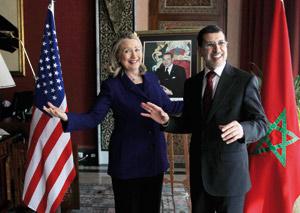 Appel à une normalisation des relations entre Rabat et Alger