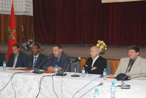 Ouarzazate : Visite d'une délégation de Bedarieux