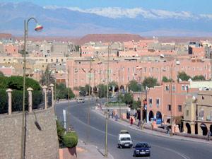 Ouarzazate : Un carrefour d'échanges pour le développement local