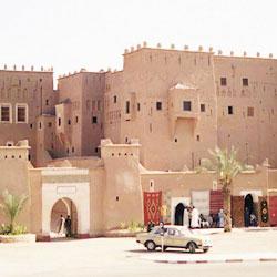 Ouarzazate-Agadir à vol d'oiseau