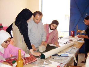 Oujda : L'artisanat au féminin se développe