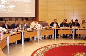 Oujda : Le conseil régional tient sa session de mai