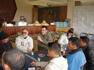 Oujda : Encourager la production des plantes médicinales