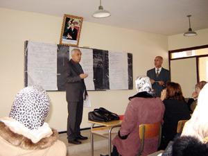 Oujda : Innover la pratique pédagogique dans l'enseignement