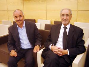 Oujda : Lakhdar Haddouche à la tête du conseil provincial d'Oujda-Angad