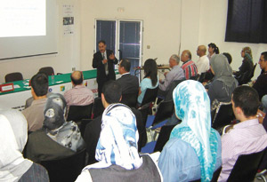 Oujda : Premier workshop sur l'entrepreneuriat et l'industrie des olives