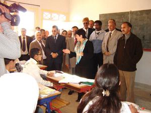 Oriental : Un programme d'urgence pour l'école communautaire