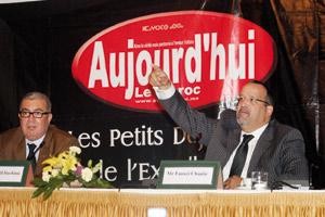 Faouzi Chaâbi explique sa vision de la gouvernance locale
