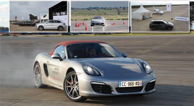Porsche Driving Experience : Une première au Maroc