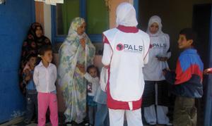 Laâyoune : une campagne de sensibilisation sur le sida