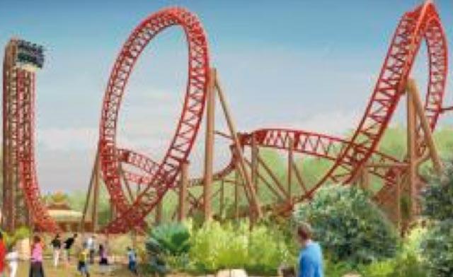 Parc Sindibad ouvre ses portes en décembre 2014