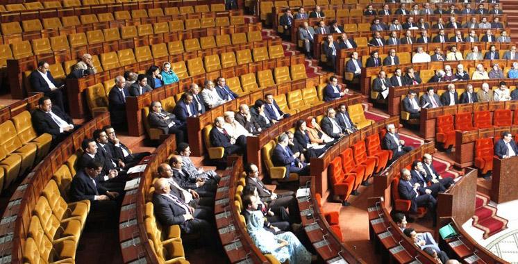 Parlement-Chambre-des-representants-Maroc
