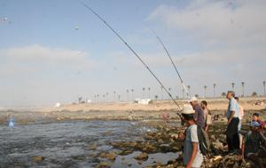 Les passionnés de la pêche