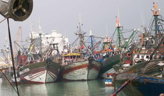 Les services de sauvetage maritime repêchent mercredi la dépouille d'un marin au large de Safi