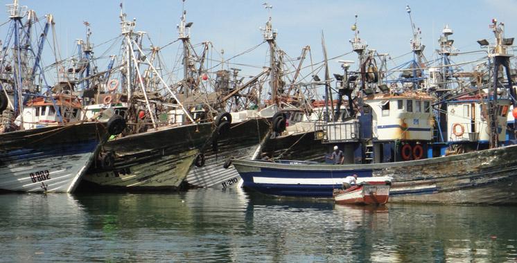 Les professionnels du secteur de la pêche fêtent à Safi la Journée de la mer