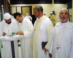 Une nouvelle approche dans l'organisation du pèlerinage